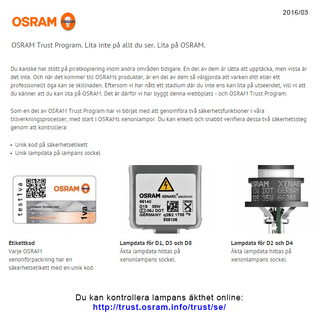 D1S Osram Night Breaker