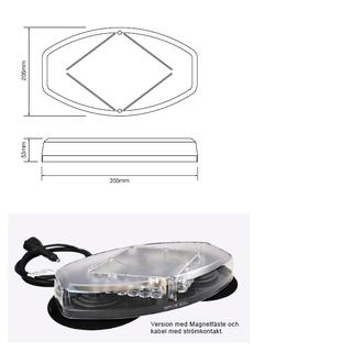 Diamondback Minibar Magnet