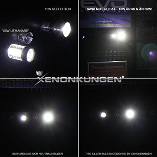 T20 Reverse 10W Reflector