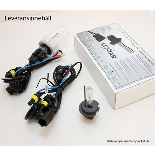 Luxtar Xenonlampor