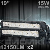 2-Pack Super Bar 135W - 24V