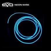 Neonlys-kabel, 1.5m BLÅ