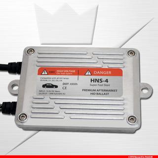 HNS-4 Xenon Ballast 40W