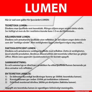 Luxtar R6LED 30 Cree