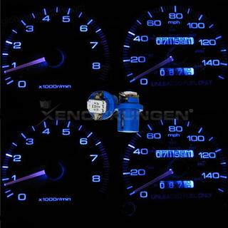 B8.5D SMD Blue