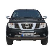 Voolbar Nissan Navara D40 2010-15