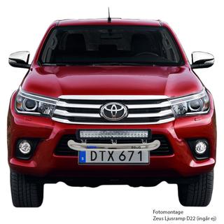 Voolbar Toyota Hilux 2016-