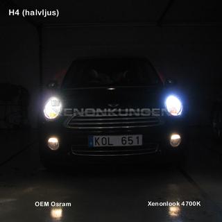H1 Xenonlook 4700K