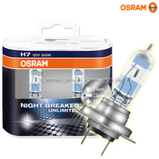 H7 Osram Night Breaker Unlimited
