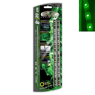 20CM Ultrabright LED Strips GREEN