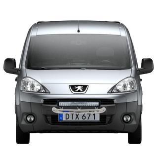 Voolbar Peugeot Partner 2008-
