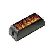 3 LED Warning Light AMBER