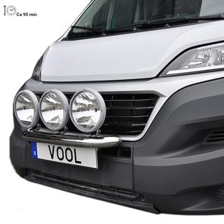 Voolbar Fiat Ducato 2015-