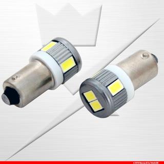 BA9S LED 6SMD 4300K