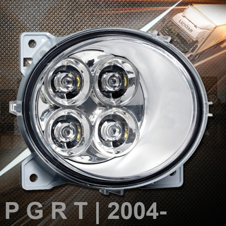 Scania DRL LED - Höger