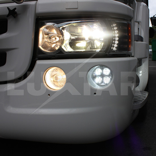 Scania DRL LED - Vänster