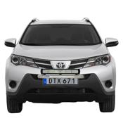 Voolbar Toyota RAV4 2013-2015