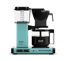 Moccamaster KBGC982 AO Turquoise - Kaffebryggare