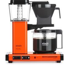 Moccamaster KBGC982 AO Orange Kaffebryggare
