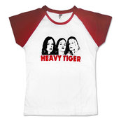 HEAVY TIGER - BASEBALL GIRLIE, LOGO