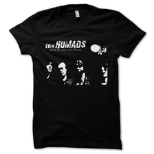 THE NOMADS - T-SHIRT, WTWBB