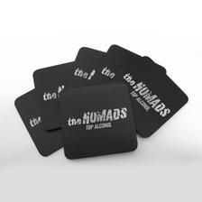 THE NOMADS - 6 COASTERS
