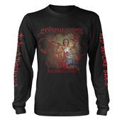 CANNIBAL CORPSE - LONG SLEEVE, RED BEFORE BLACK