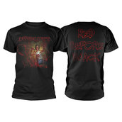 CANNIBAL CORPSE - T-SHIRT, RED BEFORE BLACK