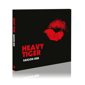HEAVY TIGER - SAIGON KISS, CD (DIGIPACK)