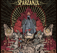 SPARZANZA -  ANNOUNCING THE END (CD DIGIPACK)