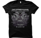 DEATHSTARS - T-SHIRT, THE PERFECT CULT COVER