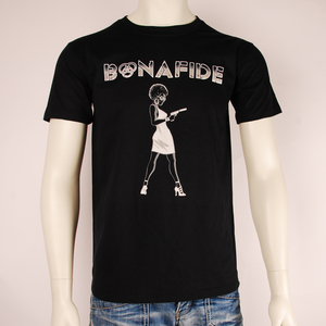 BONAFIDE - T-SHIRT, FOXY GUNNER