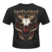 LAMB OF GOD - T-SHIRT, TECH STEER