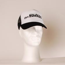 THE NOMADS - TRUCKER CAP, LOGO