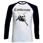 Candlemass - Baseball / Raglan