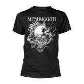 MESHUGGAH - T-SHIRT, SPINE HEAD