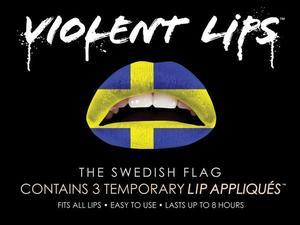 The Swedish flag