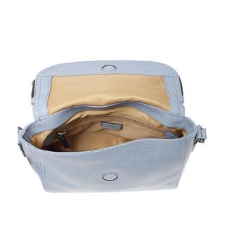 SDLR Clapham - Axelremsväska i genuint läder