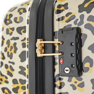 Epic POP Savanna - 55cm resväska med 4 hjul, Snakeskin