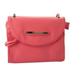 ADELE, Mini väska Cerise