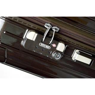 Rimowa Salsa Deluxe - Resväska 68 cm spinner med LCD Display.