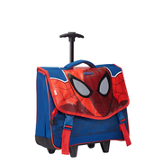 Disney Marvel - Rolling Schoolbag M Spiderman Power