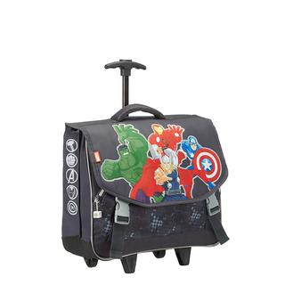 Disney Marvel - Rolling Schoolbag M Avengers Assemble