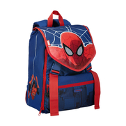 Disney Marvel - Ergonomic Backpack Expandable Spiderman Power