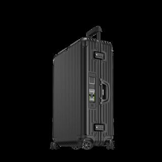 RIMOWA TOPAS STEALTH MULTIWHEEL ELECTRONIC TAG 81,5 CM