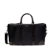 Morris - Väska i nylon med detalier i genuint läder