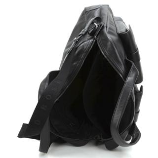 "Hugo Boss - Ankor Läderportfölj - 14"" datorfack"