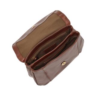 The Bridge - Liten handväska i exklusivt skinn