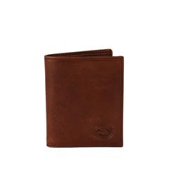 The Bridge - Passpartout plånbok i äkta läder