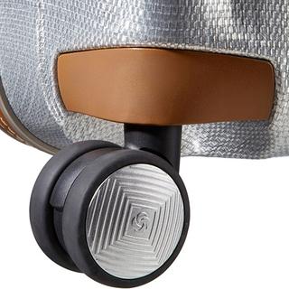 Samsonite Lite-Cube DLX - Hård resväska med 4 hjul - 55 cm